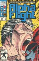 Alpha Flight #106 2nd Print Variant (1992) Marvel Comics Northstar