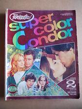 SUPER COLOR CONDOR Fotoromanzo n°5 1979 ed. Condor  [G580]
