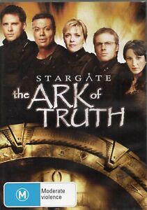 STARGATE: THE ARK OF TRUTH. 2008. R4 DVD
