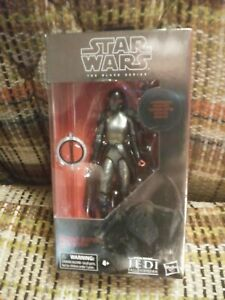 "Star Wars Black Series Carbonized  6"" INCH Inquisitor Second Sister Figure NEW"