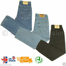 Unbranded Cotton Big & Tall Short Jeans for Men