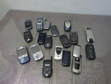 Lot Of 19 Mix Motorola Nextel Samsung Nokia Palm Cell Phone Untested/Asis< 00006000 /a>