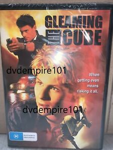 Gleaming the Cube DVD Christian Slater New and Sealed Australian Release