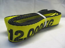 BLACK RAT 4WD EQUALISER STRAP OFF ROAD BRIDLE RECOVERY STRAP ***BRAND NEW***
