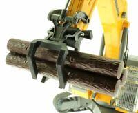 Holzgreifer für Siku Control 32 Liebherr Bagger 6740