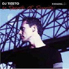In Search of Sunrise, Vol. 3: Panama - DJ Tiesto CD 2002 Black Hole Recordings