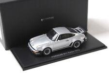 1:43 Kyosho Porsche 911 930 Turbo 1975 silver NEW bei PREMIUM-MODELCARS