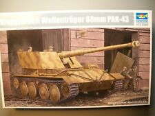 Trumpeter 1/35 Krupp/Ardelt Waffentrager 88mm Pak-43