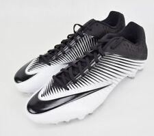 Nike Vapor Speed 2 TD Low Mens Football Cleats White Black 833380 102 Size 15
