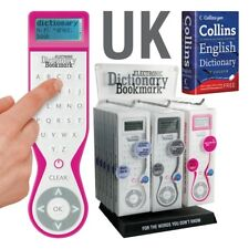 Elektronisches Wörterbuch Lesezeichen Collins International Englisch