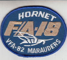 VFA-82 OVAL PATCH