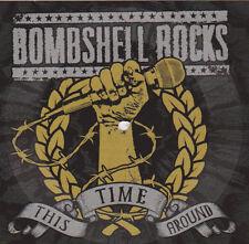 "Bombshell Rocks - This Time Around 7"" lp - new copy - flexi - Punk Rock - Promo"