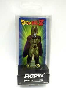 Figpin Dragon Ball Z Perfect Cell 28 New Pin's Metal Collector Pin Figurine