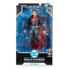 Mc Farlane Toys DC Justice League Movie Action Figure Superman BlueRed Suit 18cm