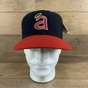 California Angels 1971 American Needle Fitted Hat Size 7