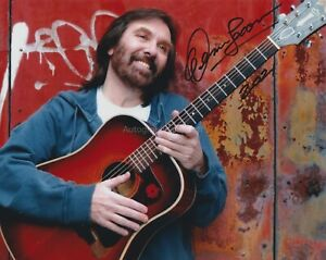 Dennis Locorriere HAND SIGNED 8x10 Photo, Autograph, Lead Singer of Dr Hook (E)