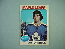 1975/76 O-PEE-CHEE NHL HOCKEY CARD #41 IAN TURNBULL NM SHARP!! 75/76 OPC