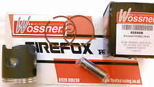 KAWASAKI KX250 KX 250 2002 2003 2004 66.35mm (B) KIT DE PISTÓN WOSSNER Racing