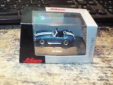 AC Cobra blue/white Art no. 452615400, Schuco Car Model 1:87