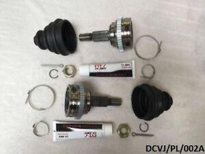 2 x Gleichlaufgelenk Außen Antriebswelle Chrysler PT Cruiser 01-10 DCVJ/PL/002A