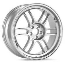 Enkei RPF1 17x9 +22 5x114.3 Silver Civic RSX TSX 240sx Mazda 3 CRZ 3797906522SP