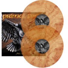 Primal Fear-Jaws Of Death 2Lp vinyl Marbled Brown Black