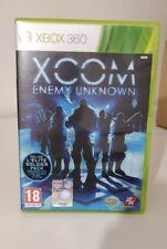 XCOM ENEMY UNKNOW MICROSOFT XBOX 360  ITALIANO COMPLETO PIÙ CHE OTTIMO