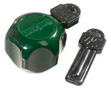 Mueller  Flow Lock  Brass  4.2 in. Hose Bibb Lock