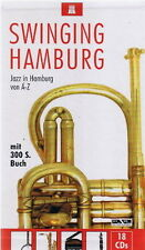 18 CD-Set Swinging Hamburg Jazz in Hamburg A-Z mit 300 seitigem Booklet 2004