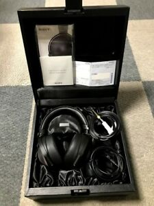 SONY Stereo Headphone MDR-Z1R High-Resolution Black  from japan free shipping