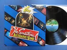 SENSATIONAL ALEX HARVEY BAND  LIVE Vertigo 75 /1/1 UK 1st pr LP MINT ARCHIVE