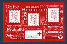 FRANCE 2017 Nouveauté Croix Rouge Red Cross Bloc MNH **
