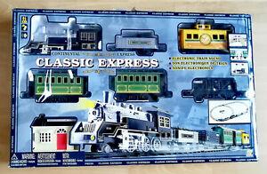 Goldlok Toys, Continental Classic Express, OVP, Rarität