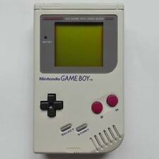 Game Boy 1989 - originale - fat - grise - DMG-01- Nintendo
