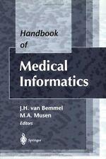 Handbook of Medical Informatics