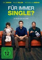 Für immer Single? - Zac Efron, Miles Teller - DVD - Neu u. OVP