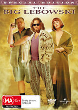 The Big Lebowski NEW DVD Jeff Bridges John Goodman Steve Buscemi Julianne Moore