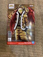 My Hero Academia Figure Hawks AGE OF HEROES banpresto japan F/S