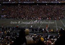 SG156 35mm Slide 1975 Super Bowl IX  Lot of 43