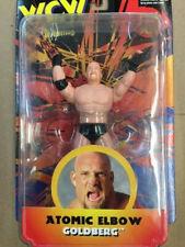 WCW ATOMIC ELBOW GOLDBERG FIGURE