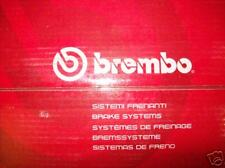 FERRARI  400GT 400I Front  Brake Disc Rotors  Brembo   Pair (2)