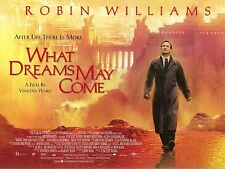 What Dreams May Come movie poster print - Robin William poster - 12 x 16 inches