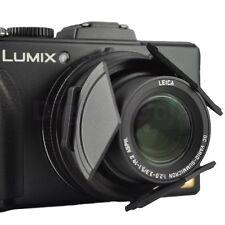 JJC Auto Lens Cap for PANASONIC LUMIX DMC LX7 LX-7 ALC-7B