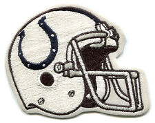 "1984-94 INDIANAPOLIS COLTS NFL FOOTBALL 4.5"" HELMET LOGO TEAM PATCH"