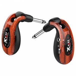 Xvive U2 Wireless Guitar System - Wood