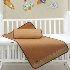 bamboo mat for kids infant mat summer sleeping cool mat rattan small mat for bed