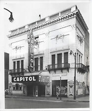 1960s? CABINET PHOTO TRIO TOLEDO OH CAPITOL THEATRE