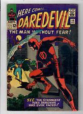 DAREDEVIL #10 - Grade 5.0 - First appearance of the Organizer, Cat Man, Ape Man!