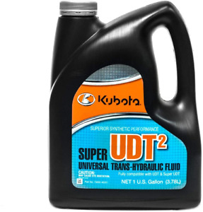 Kubota 1 Gal Super UDT2 Transmission Fluid PN # 70000-40201 FREE 2 DAY SHIPPING