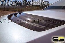 2016-2018 CTS-V Sedan CARBON FIBER Hood Vent